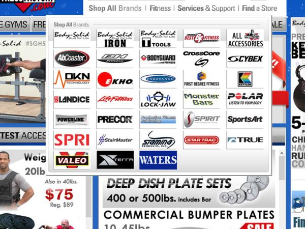 d191b36be1 ... with options to browse their extensive catalog of home   commercial  fitness equipment products. eCommerce solutions include full inventory  integration