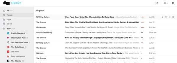 RSS Readers: Some Options Post Google Reader