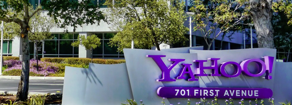 Yahoo's No Good, Horrible, New Logo Campaign