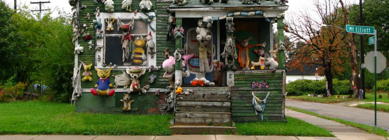 The Heidelberg Project: Detroit