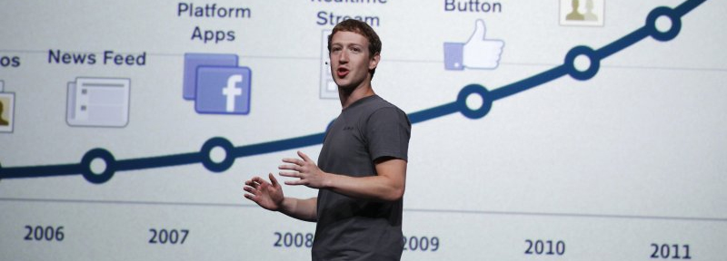 Facebook: Collapsing Under Its Own Weight