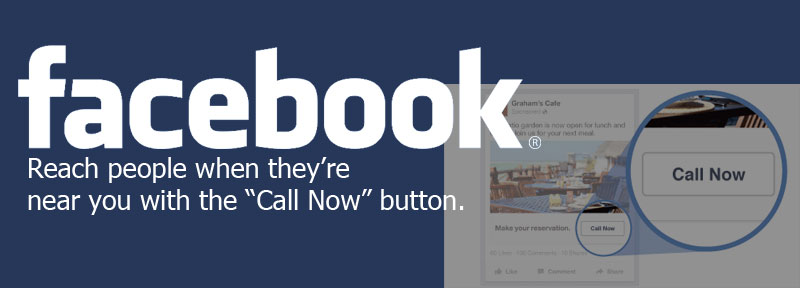 Call Now Feature Added to Facebook's Local Awareness Ads