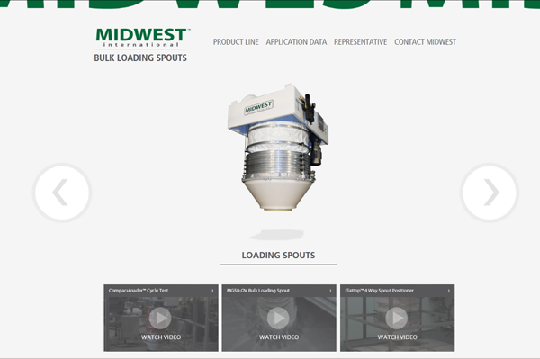 Midwest International - Dust Free Loading Systems & Applications